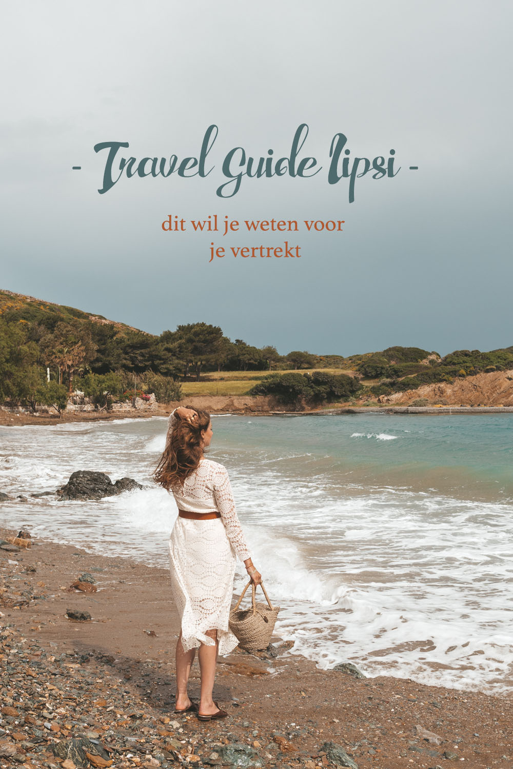 Travel guide Lipsi Griekenland