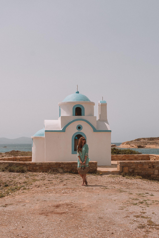 Lipsi Griekenland