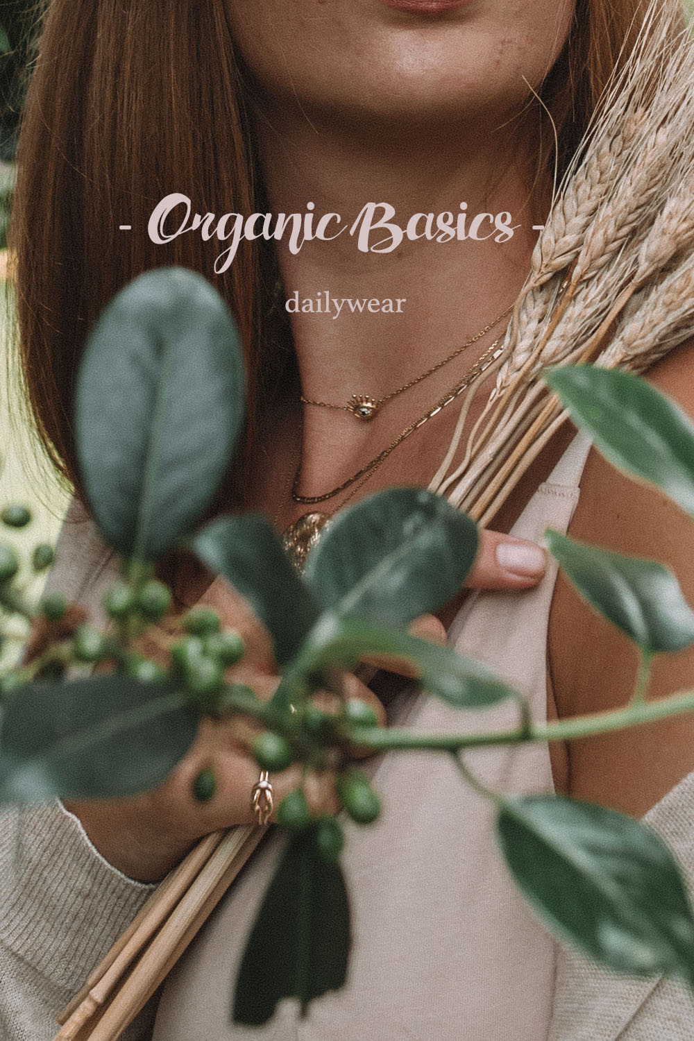 Organic Basics Linda's Wholesome Life