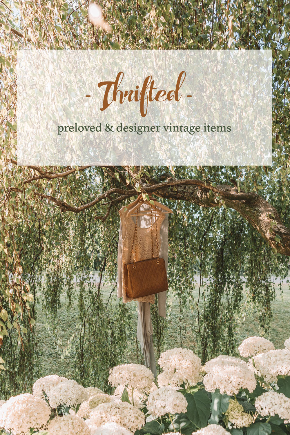 Preloved fashion Linda's Wholesome Life