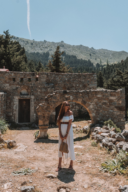 Kos Griekenland Linda's Wholesome Life vegan tas