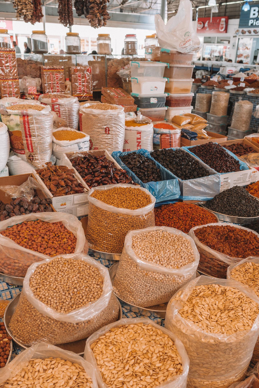 Bazaar Bodrum Turkije