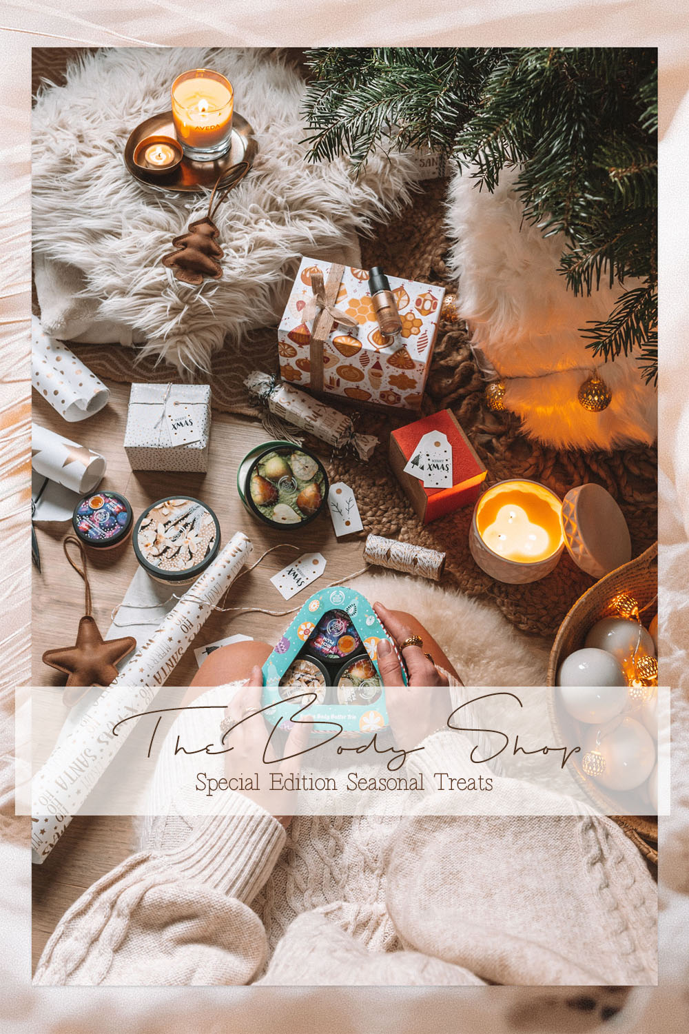 Special Edition Seasonal Treats by The Body Shop