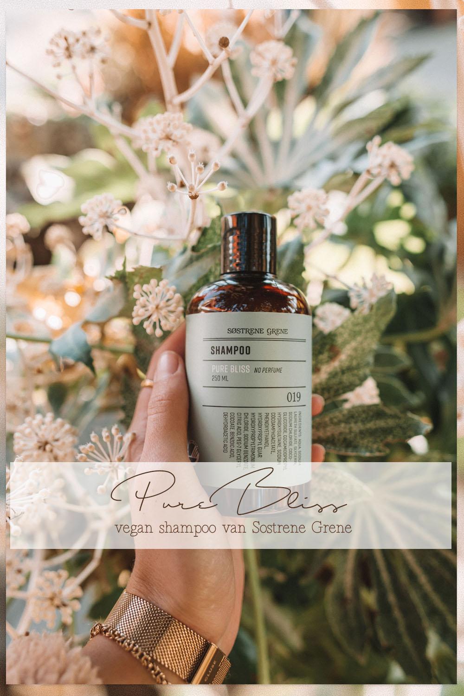 Søstrene Grene Pure Bliss shampoo