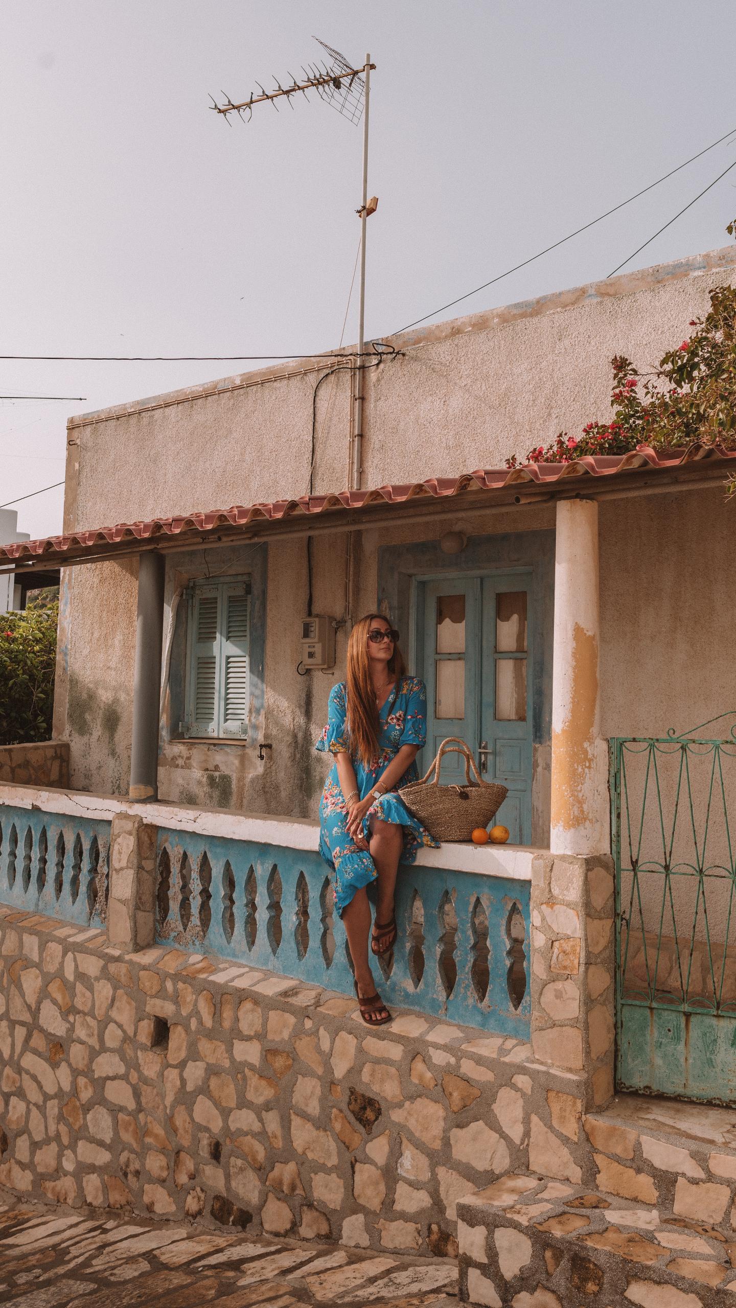 Doen op Lipsi Griekenland