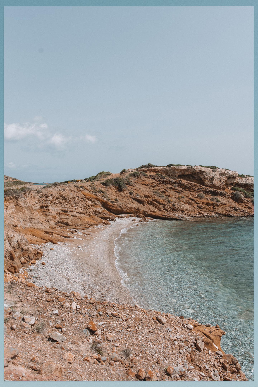 De mooiste stranden van Lipsi Griekenland