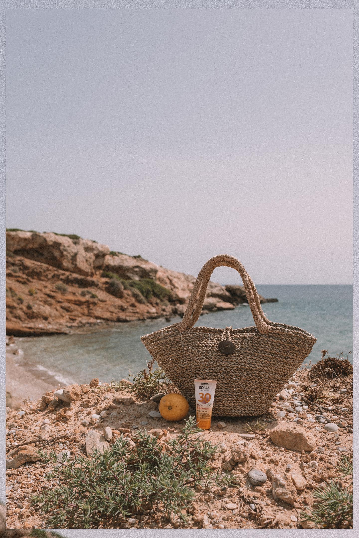 Strand Lipsi Griekenland