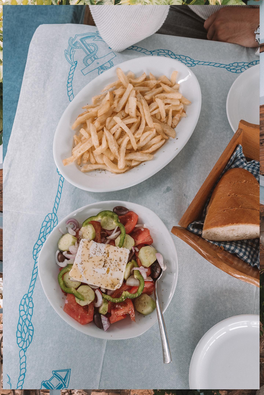 Kalypso Restaurant Lipsi Griekenland
