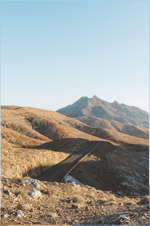 Roadtrip Canarische eilanden Jandía Natural Park