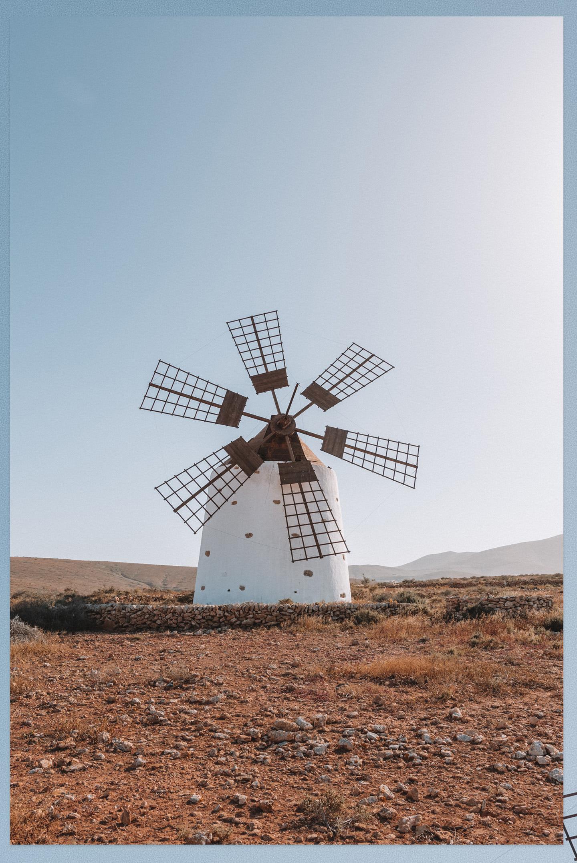 Fuerteventura molen