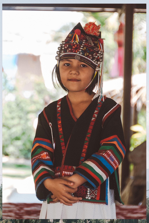 Red Karen Long Neck Village Tachileik Myanmar