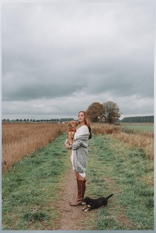 Moos 5 maanden in Nederland
