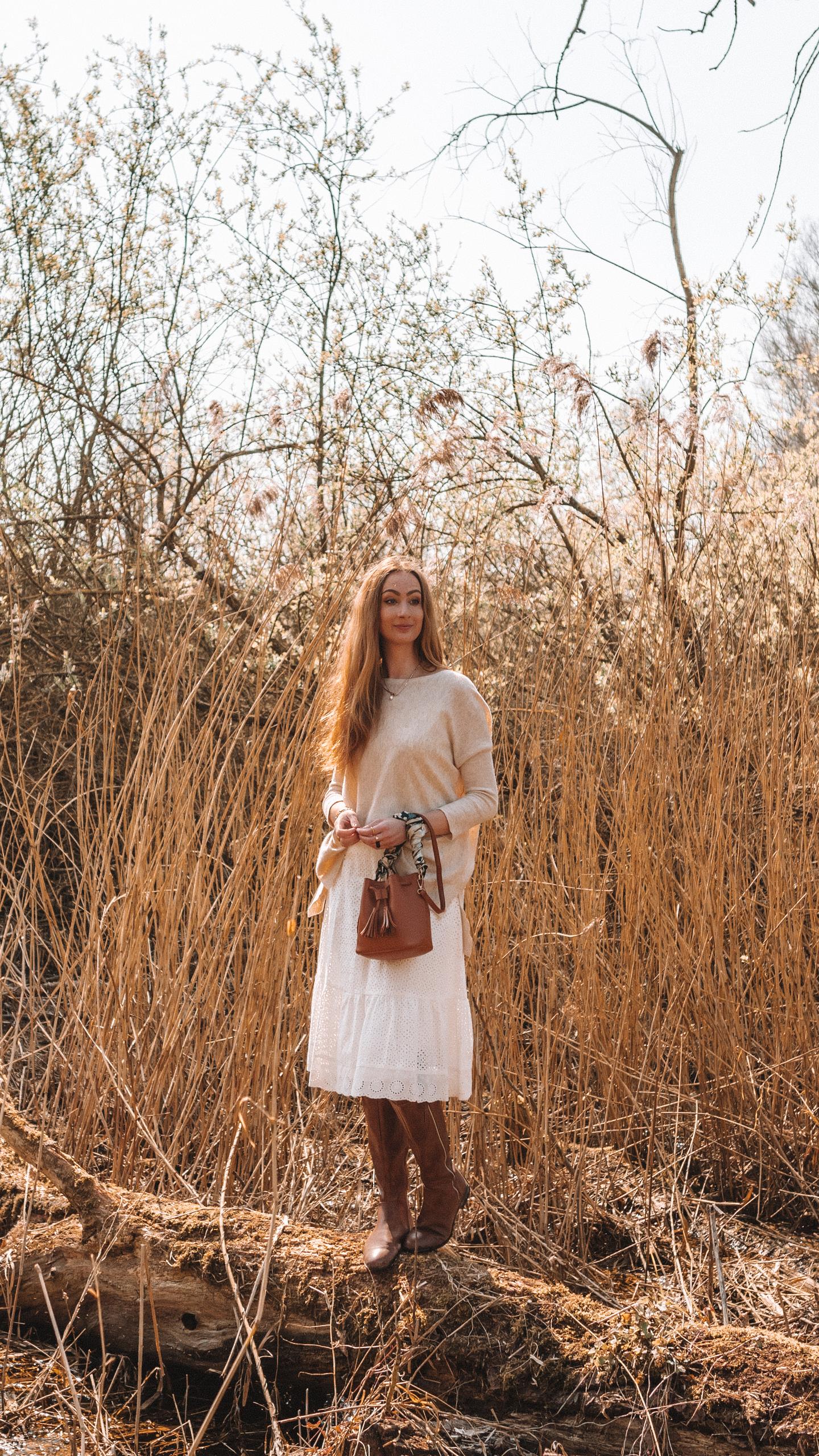 Conscious Lente outfit