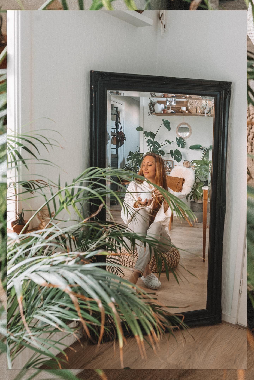 Van kringloopstuk naar pronkstuk spiegel