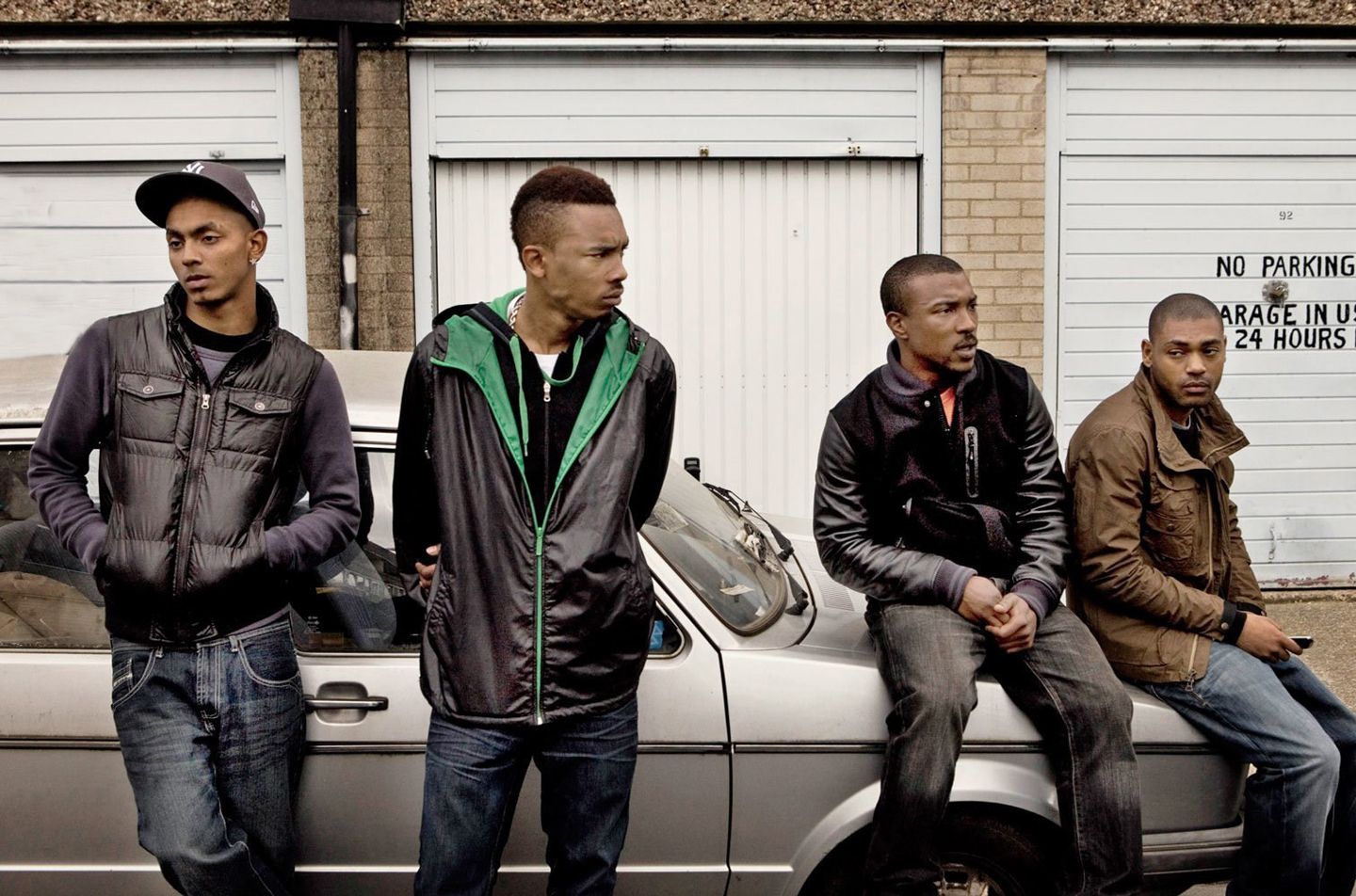 Netflix bingewatchen Top Boy