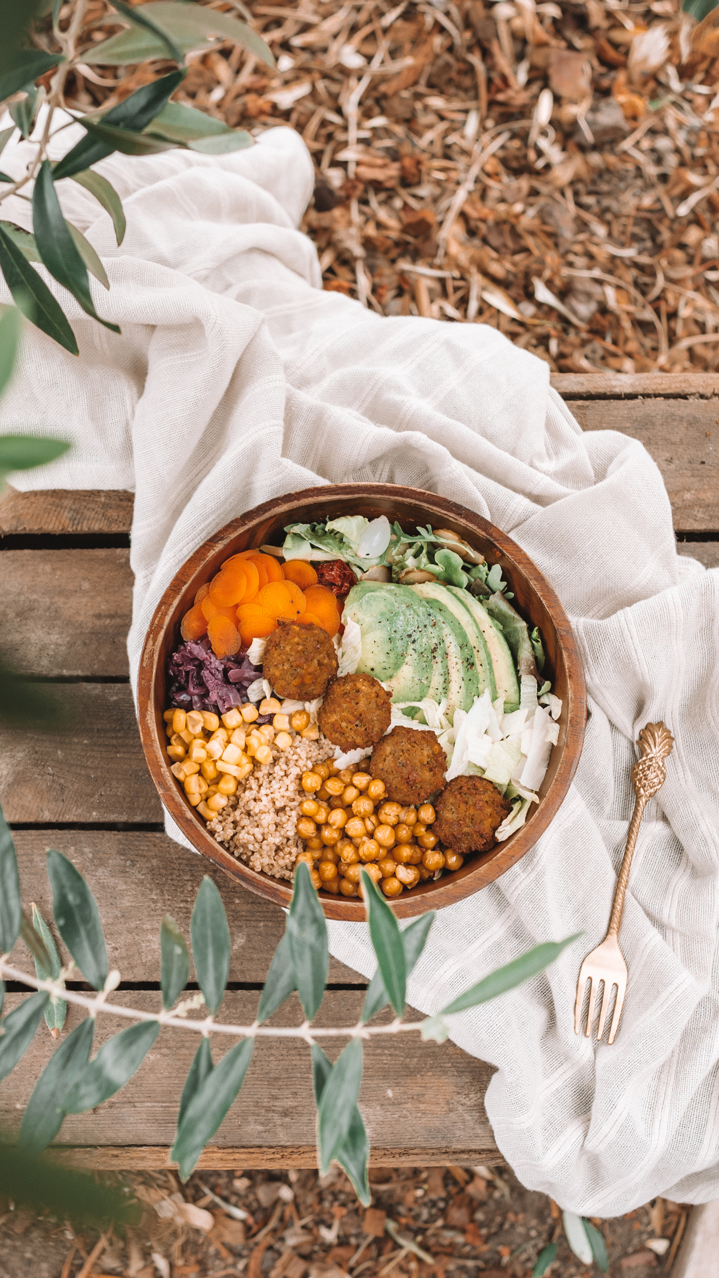 Buddha Bowl Recept Linda's Wholesome Life