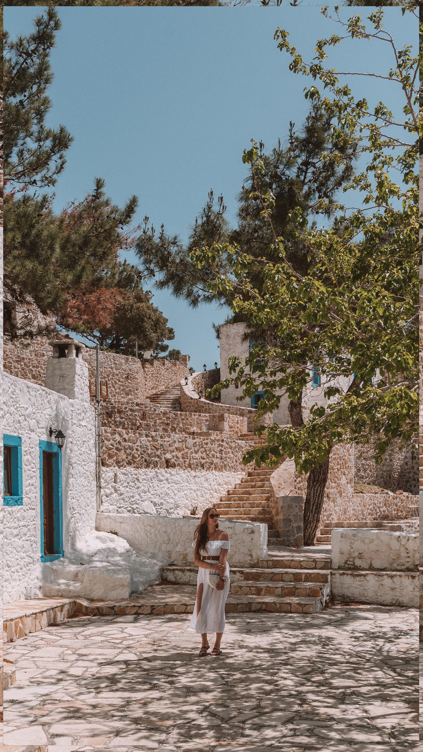 Agios Ioannis Thymianos Klooster Kefalos Kos