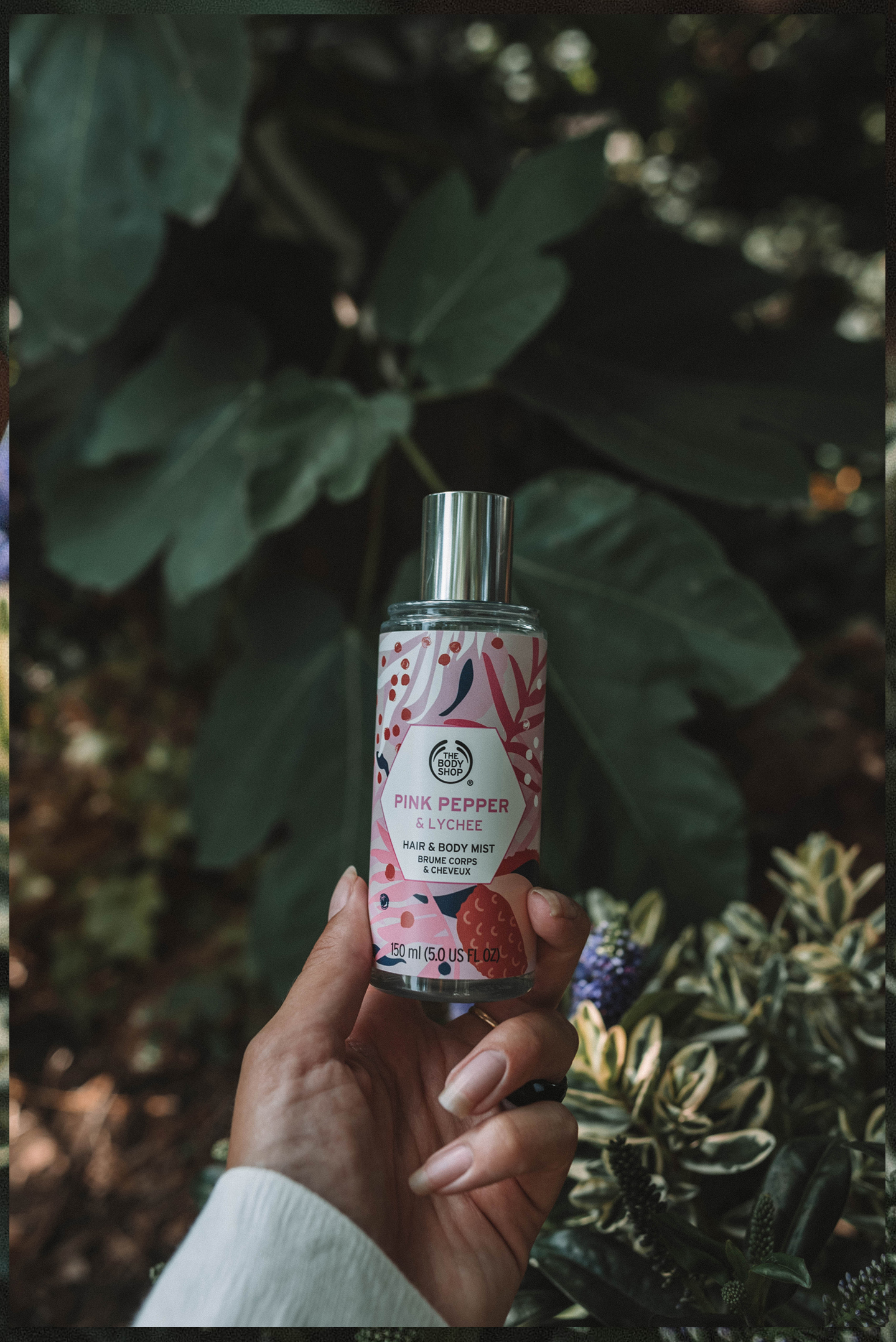 Pink Pepper & Lychee Hair & Body Mist