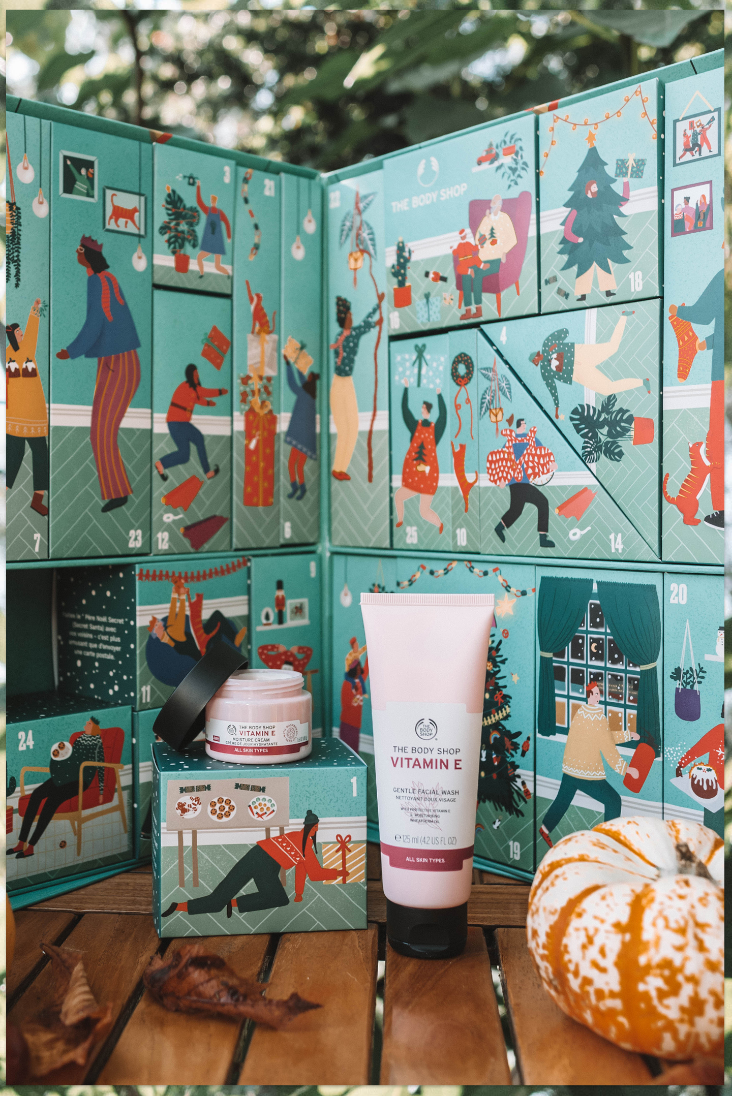 Make It Real Together Ultimate Advent Calendar The Body Shop