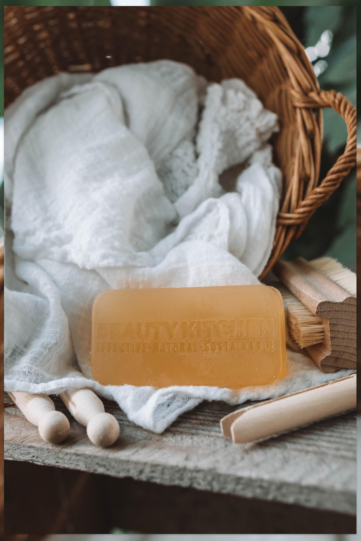 Beauty Kitchen Fragrance Free Soap Bar