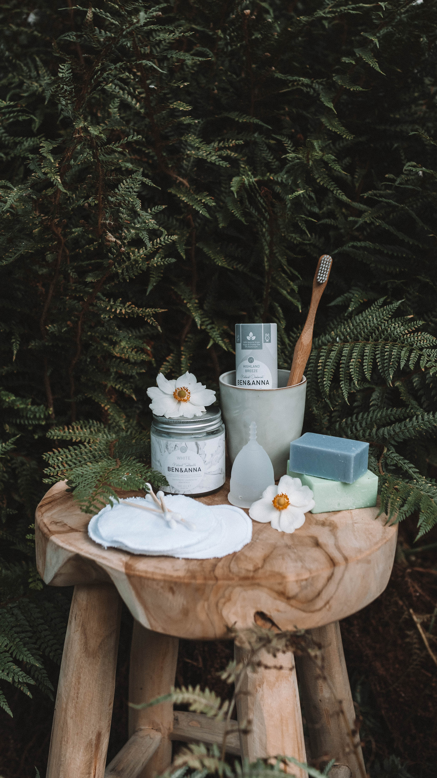 In 7 stappen een Zero Waste Beauty Routine Linda's Wholesome life